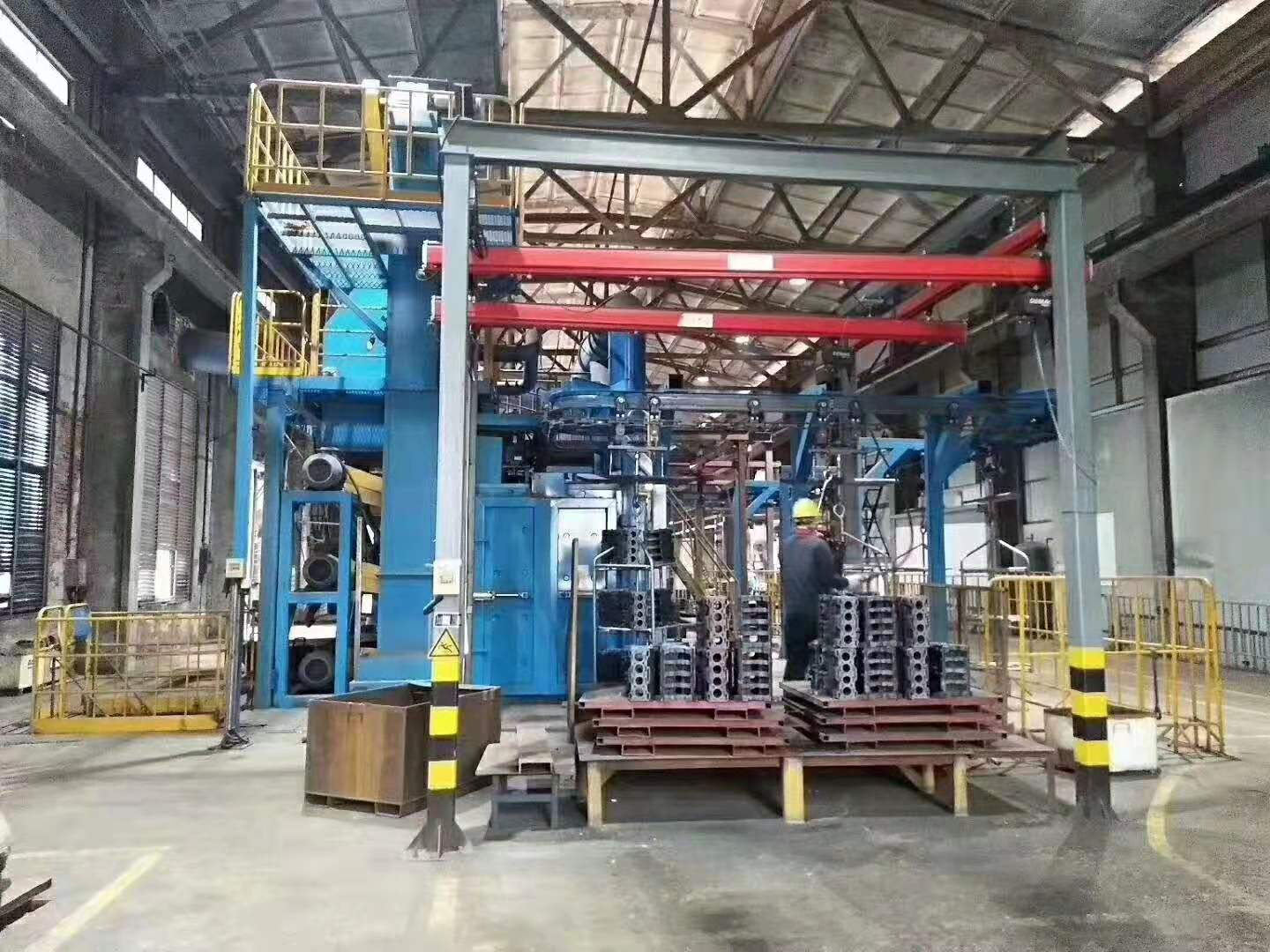 How to solve the problem of poor cleaning effect of shot blasting machine?